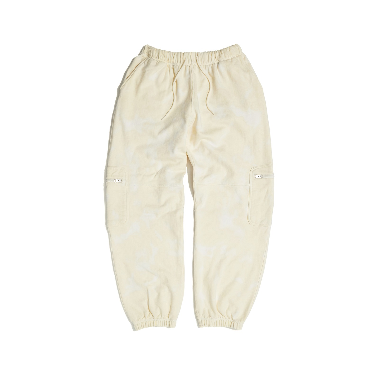 CARGO SWEAT PANTS (YELLOW)[9/24 예약배송]