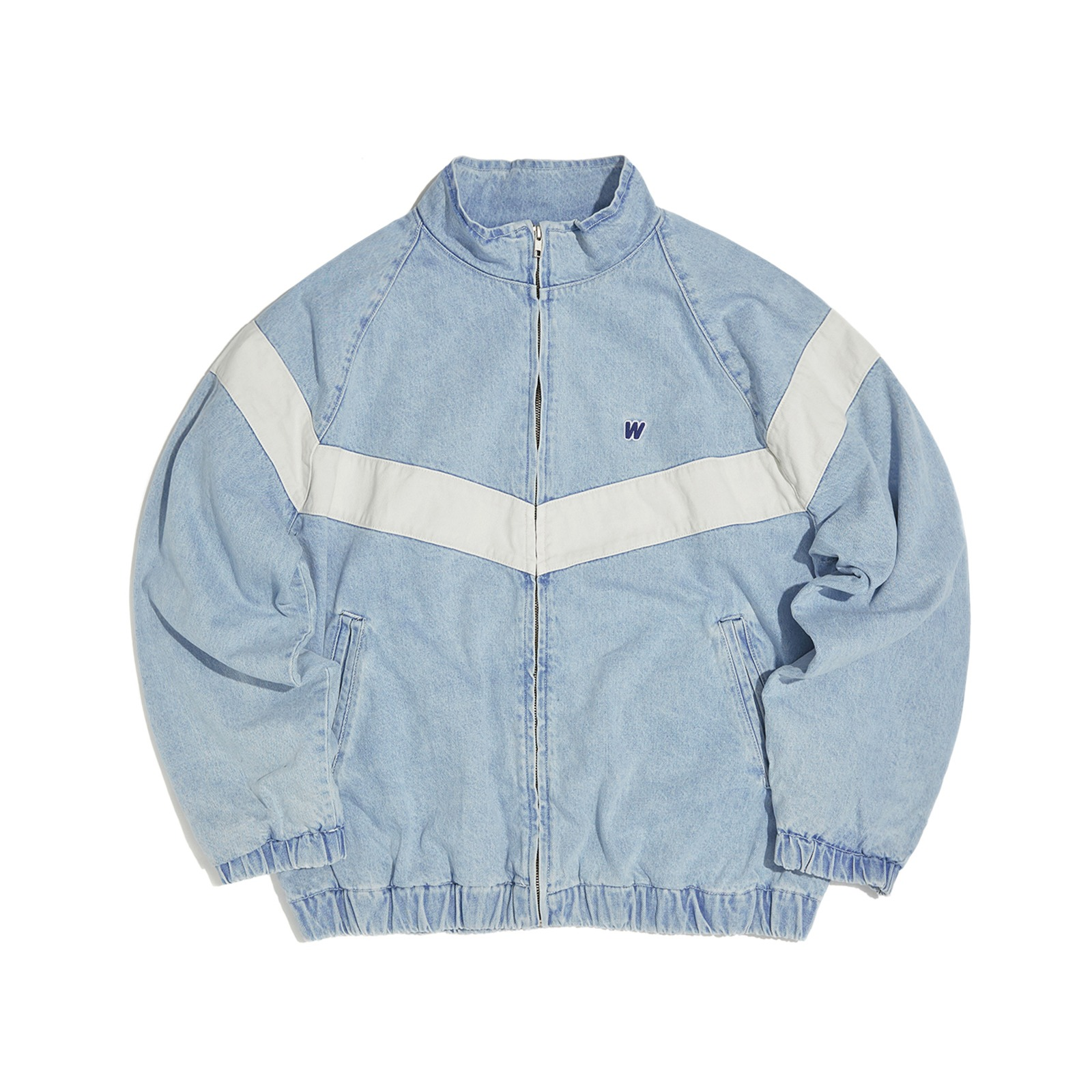 DENIM IPFU JACKET (L.DENIM)