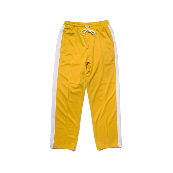 WKNDRS TRACK PANTS (YELLOW)