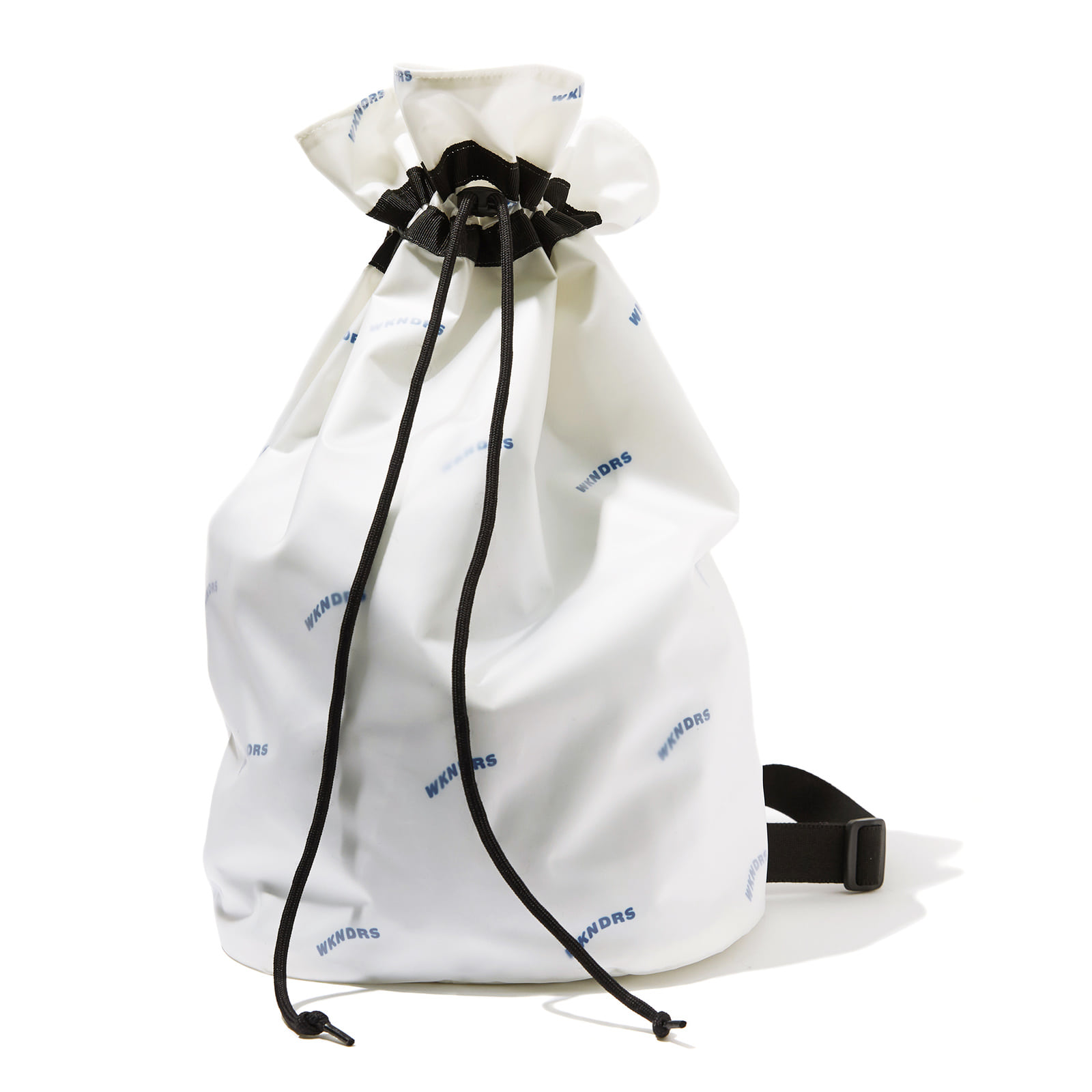 WAVY SWIMMER BAG (WHITE)
