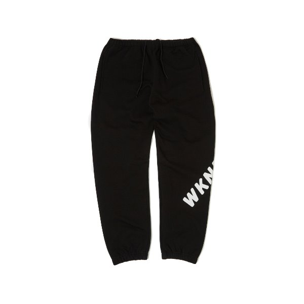 WKNDRS SWEAT PANTS (BLACK)