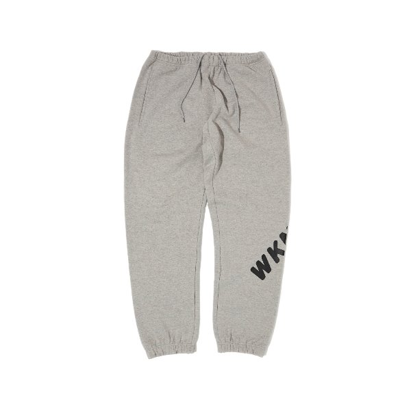 WKNDRS SWEAT PANTS (GREY)