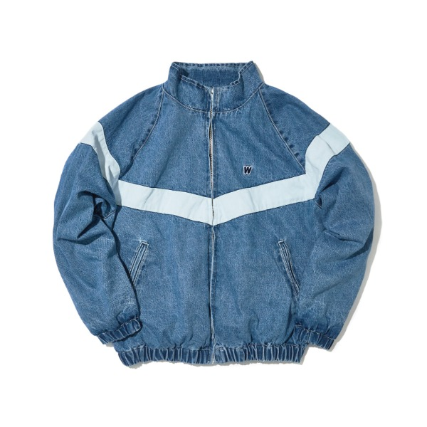 DENIM IPFU JACKET (DENIM)