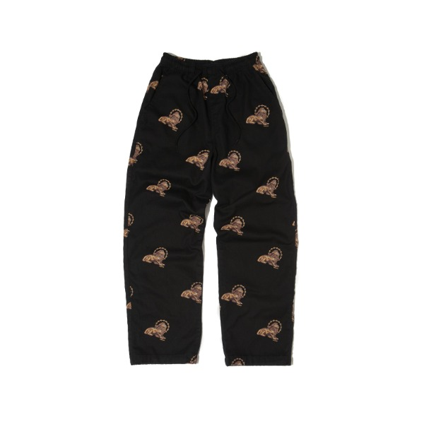 KING PANTS (BLACK)