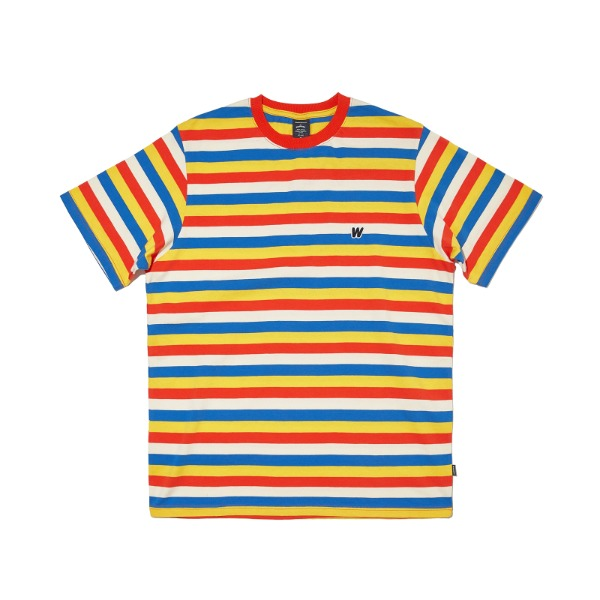 RAINBOW SS T-SHIRT (ORANGE)