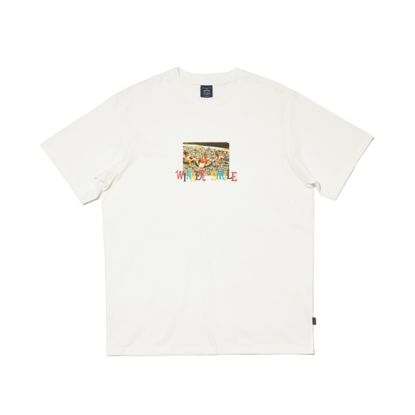 WINNER SS T-SHIRT (WHITE)