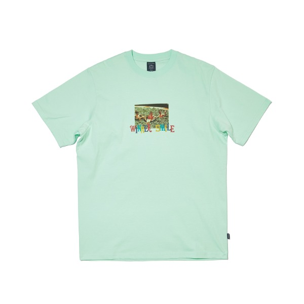 WINNER SS T-SHIRT (MINT)
