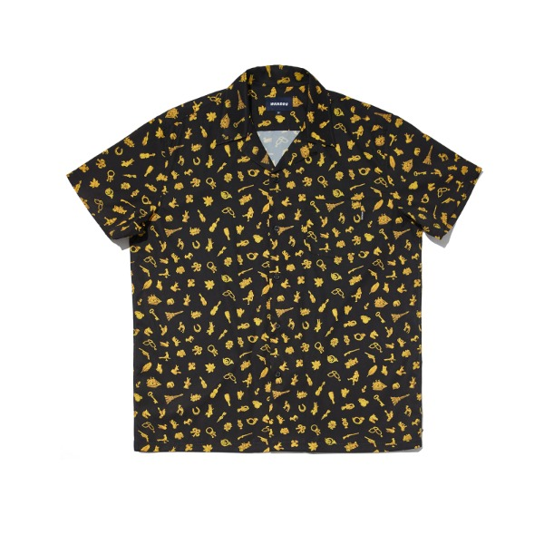 TREASURE SS SHIRT (BLACK)