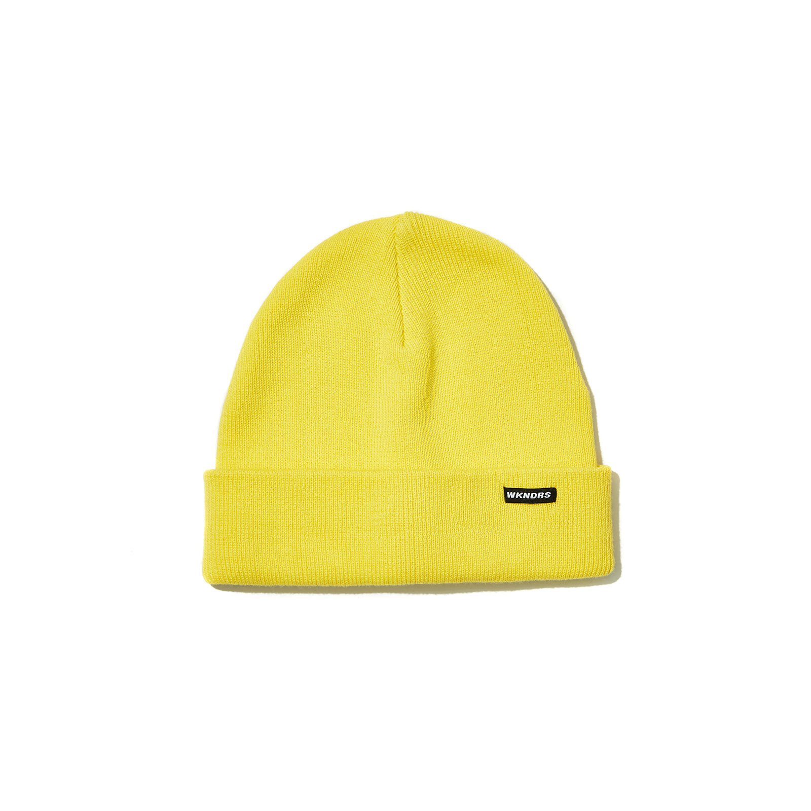 BASIC BEANIE (YELLOW)