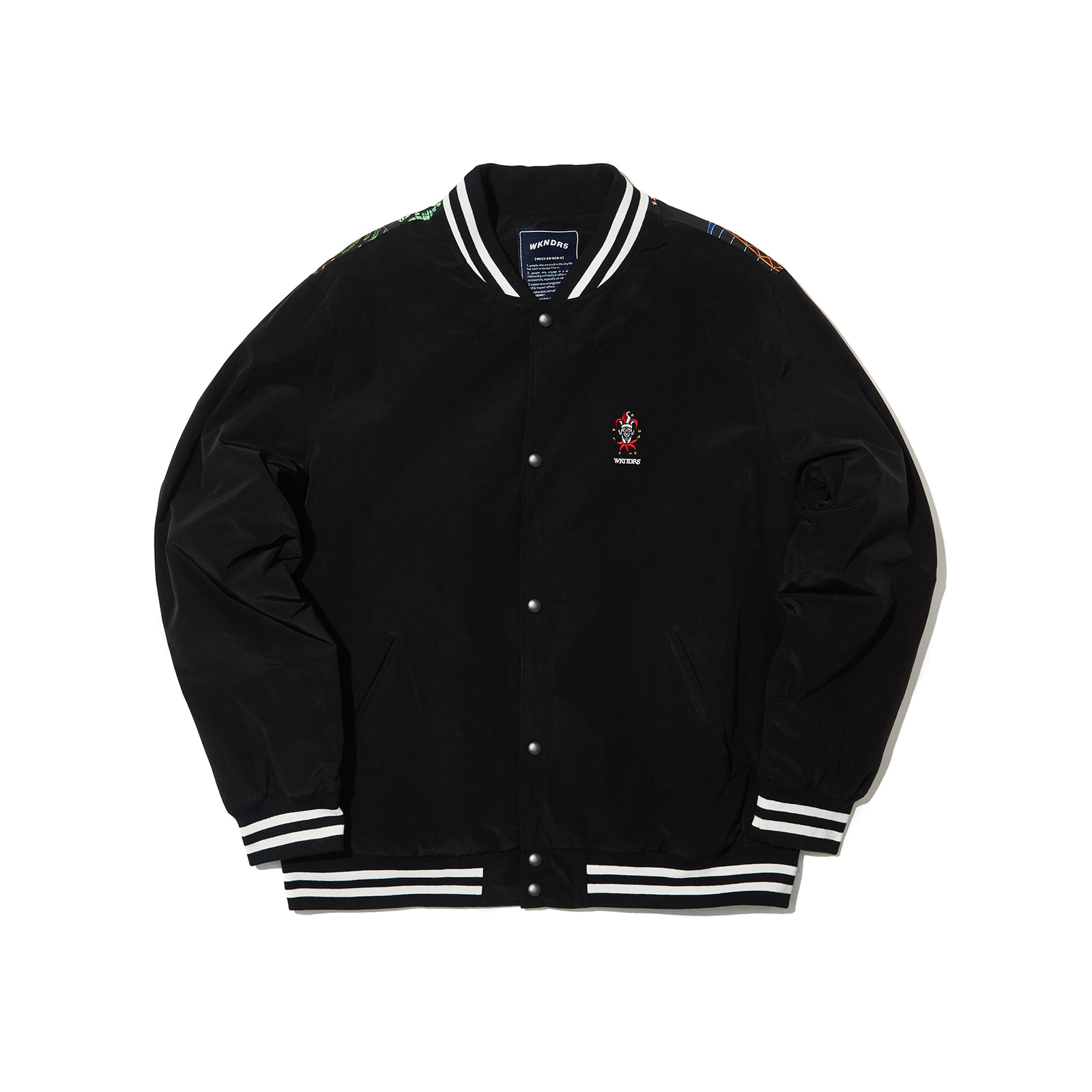 JIRO STADIUM JACKET (BLACK)