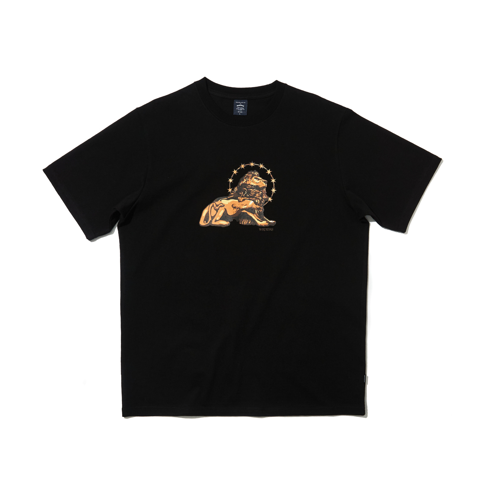 KING SS T-SHIRT (BLACK)