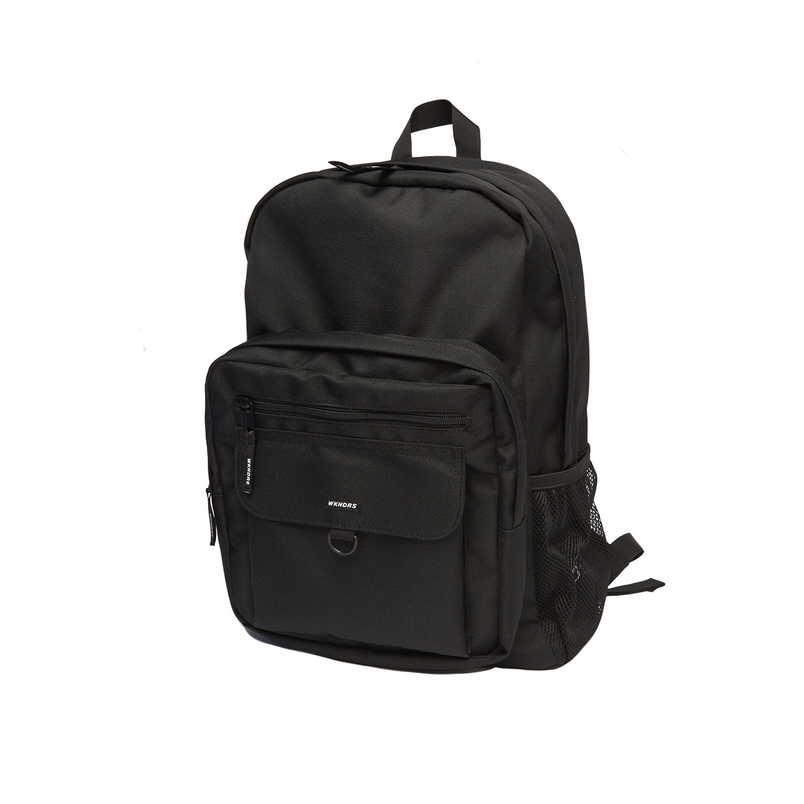 WKNDRS BACKPACK (BLACK)