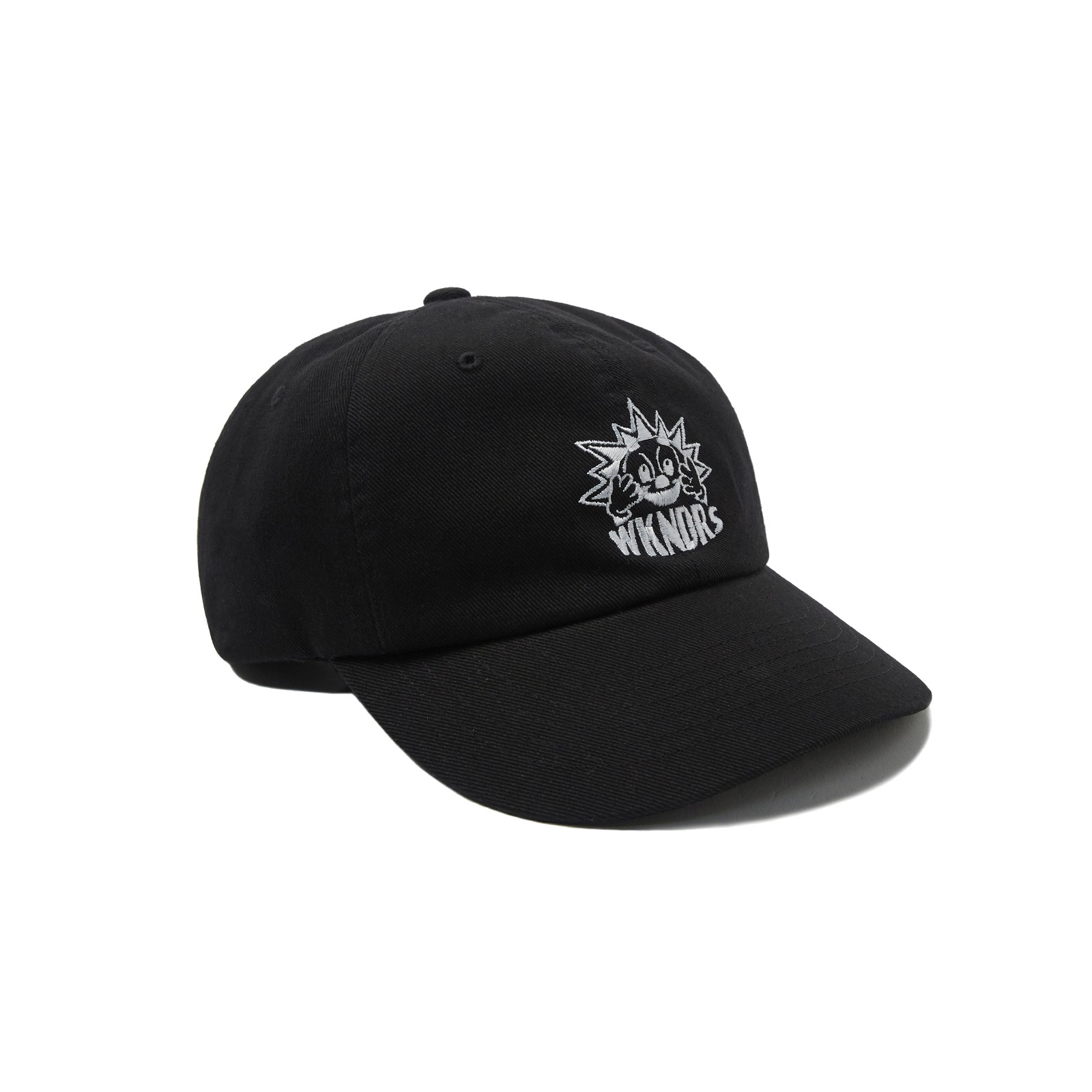 SMILE CAP (BLACK)
