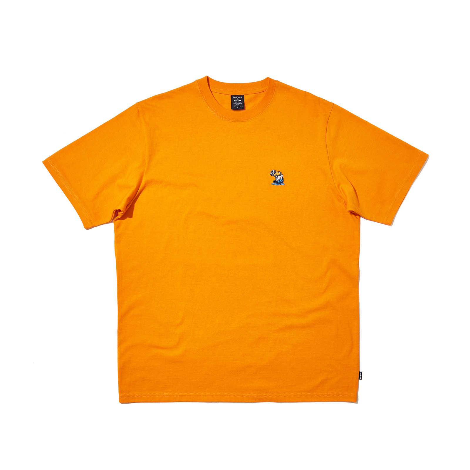 JIRO SS T-SHIRTS (ORANGE)
