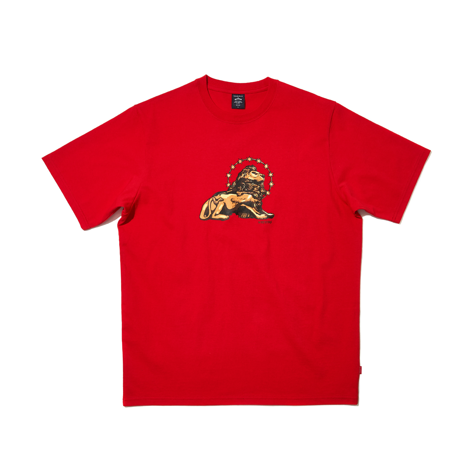 KING SS T-SHIRT (RED)