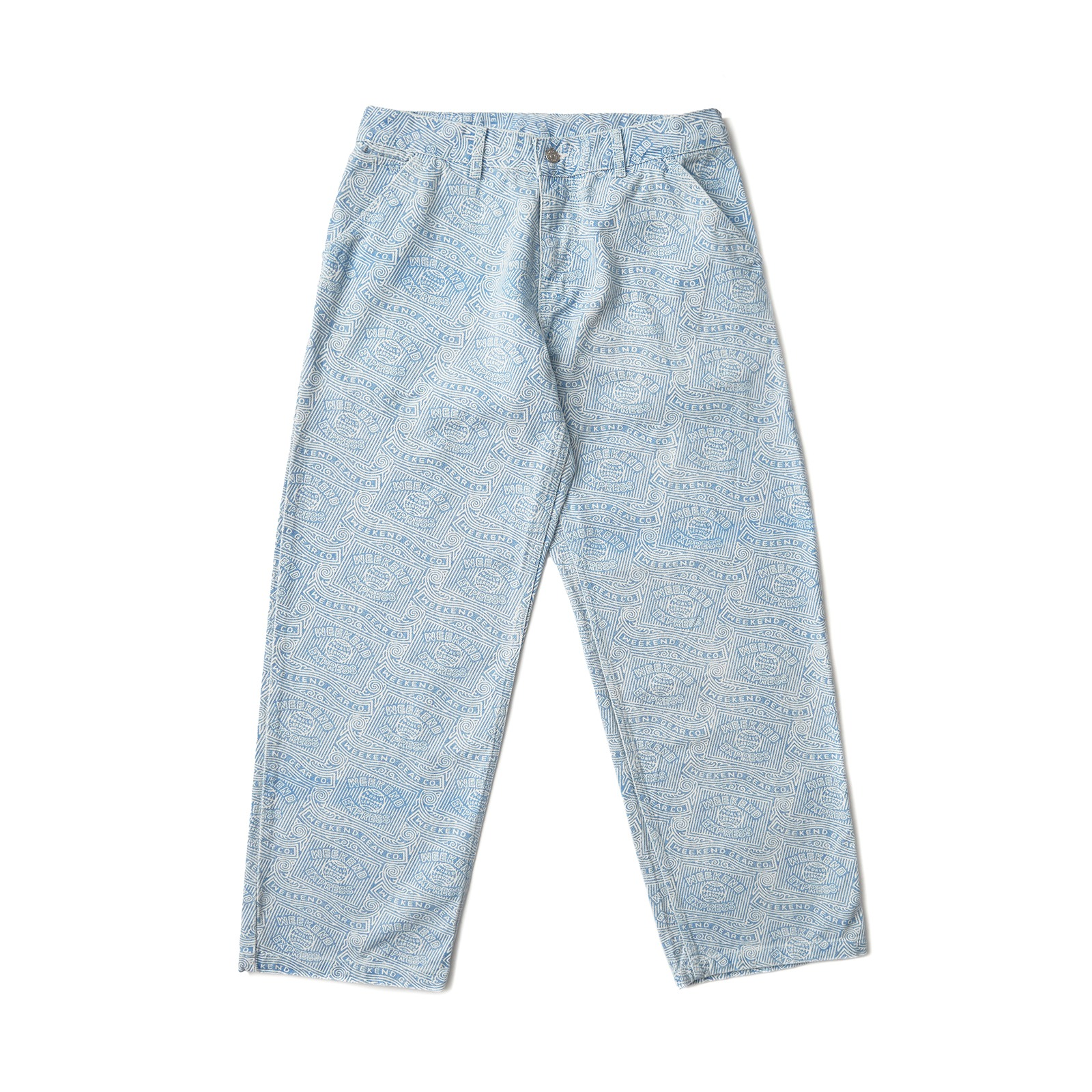 WKND EXPRESS PANTS (S.BLUE)