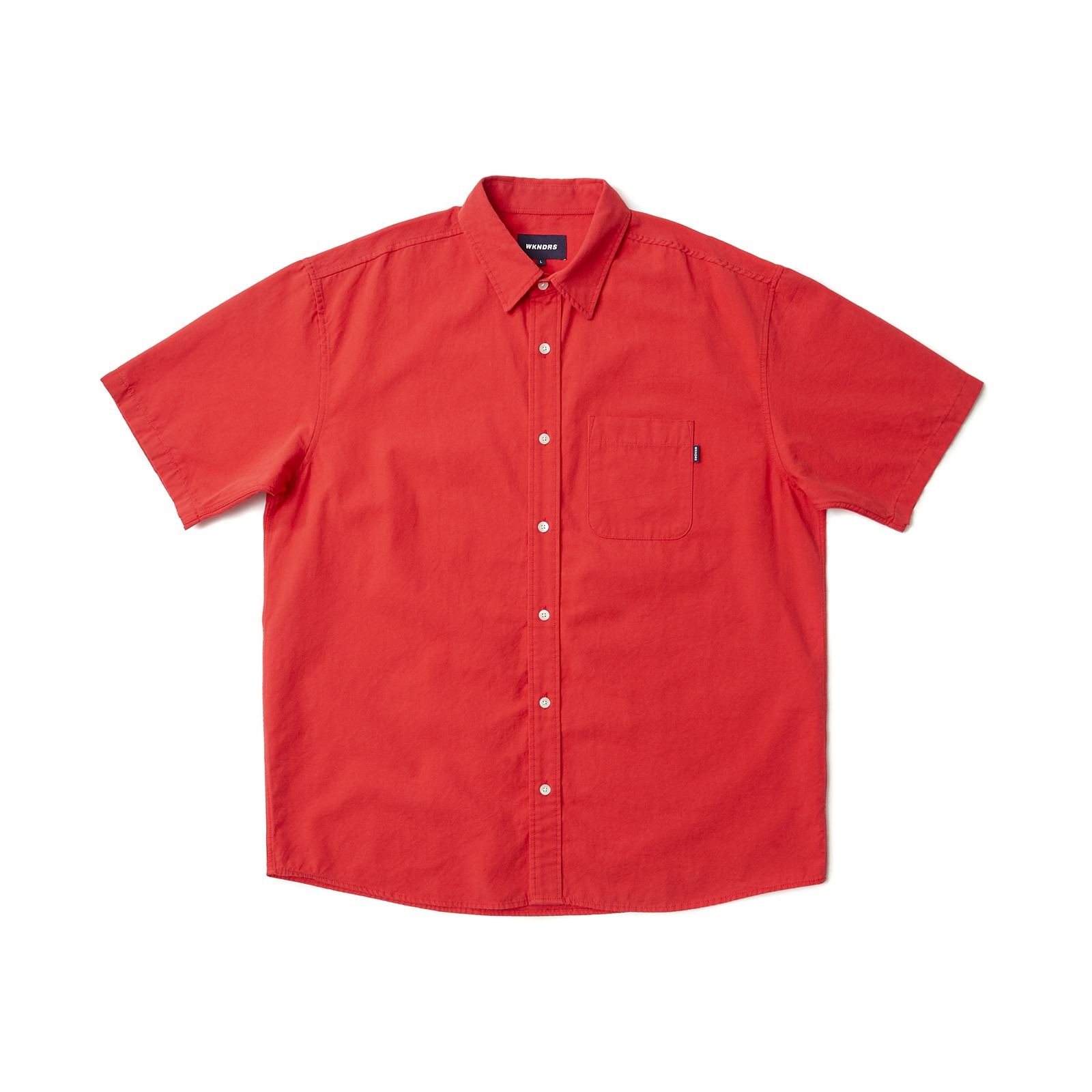 BASIC SS SHIRTS (RED)
