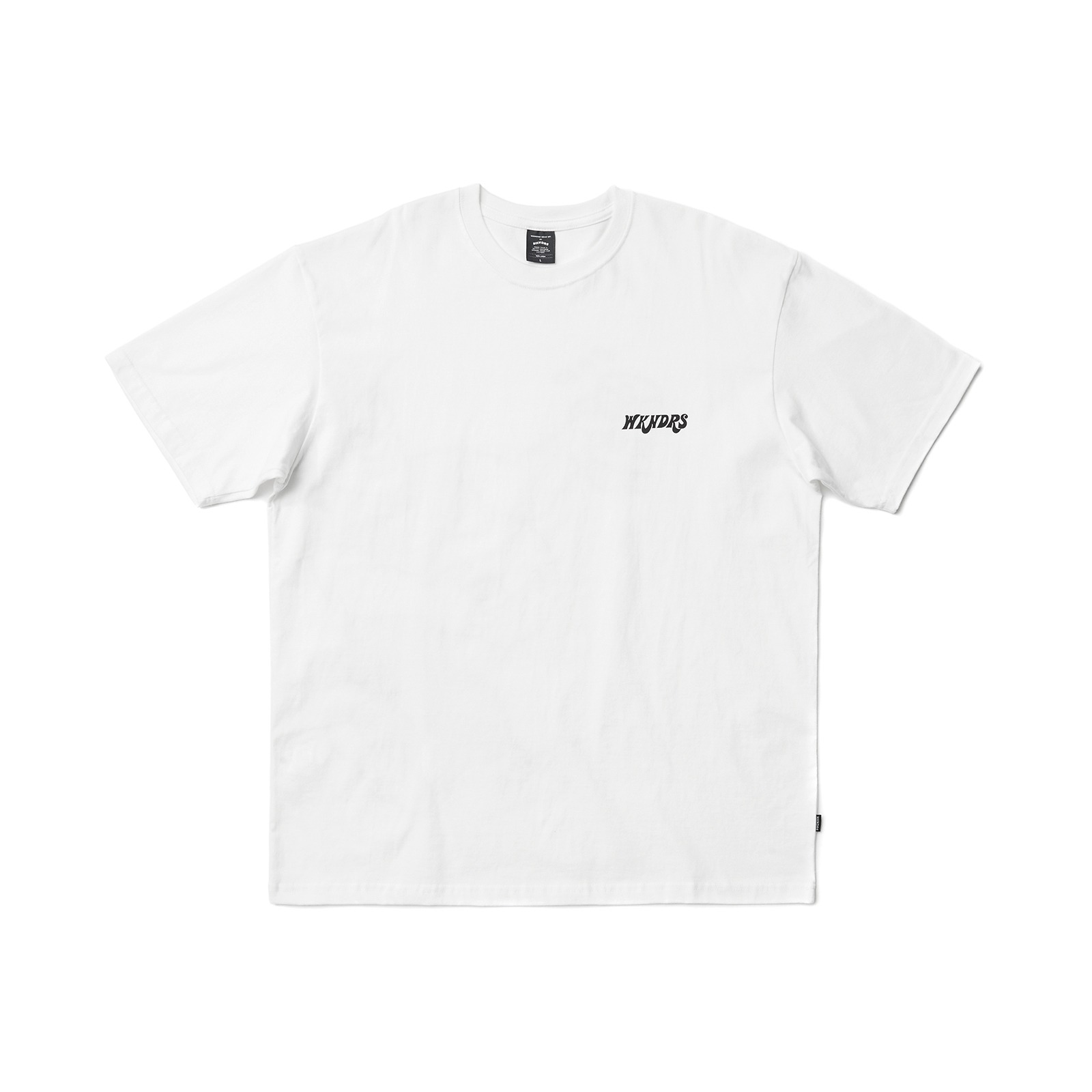 BEER MAN T-SHIRT (WHITE)